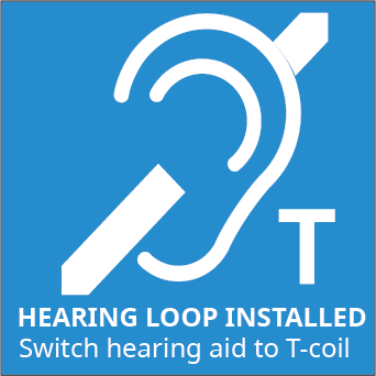 hearing accessibility icon